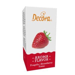 Aroma fragola Decora -50gr