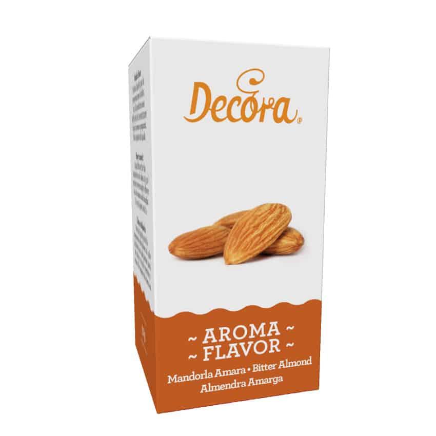 Aroma mandorla amara Decora -50gr