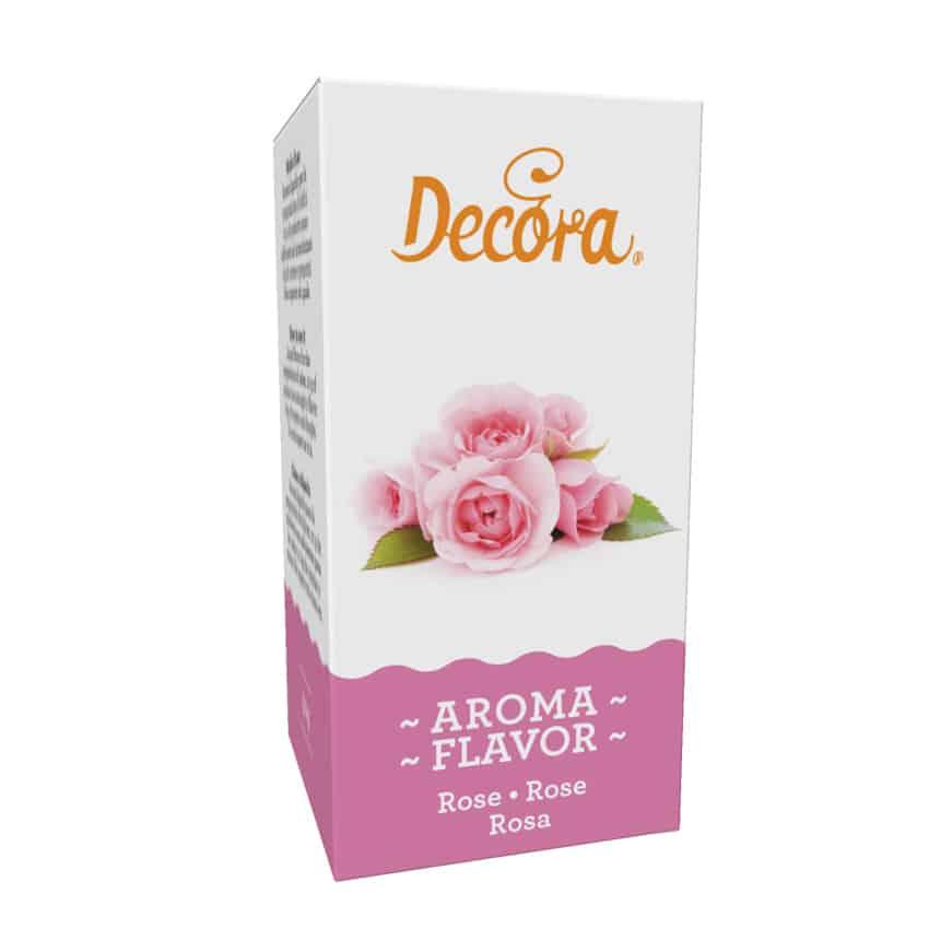 Aroma rosa Decora - 50gr