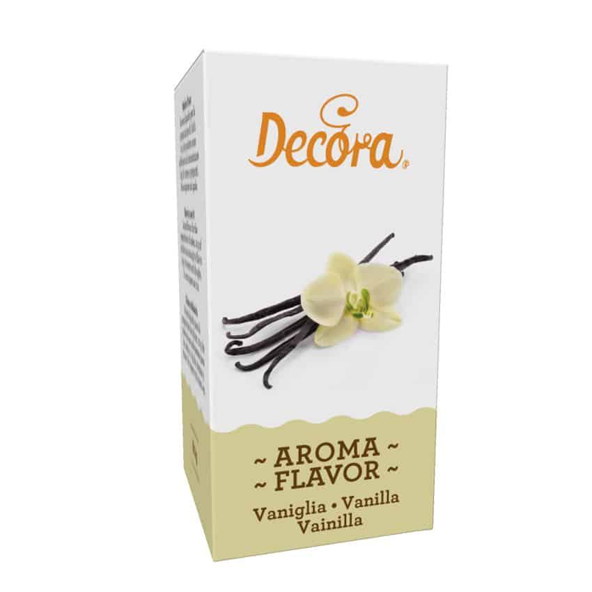 Aroma vaniglia Decora - 60gr