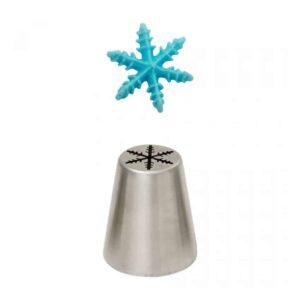 Bocchetta russa frozen star n.75 Decora