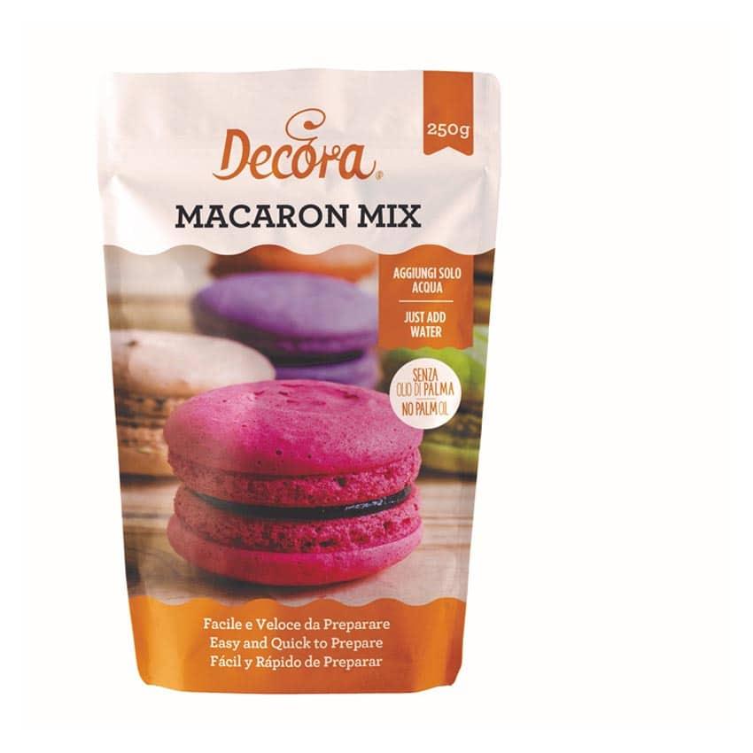 Preparato per macarons 250 gr - Decora