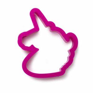 Tagliapasta plastica unicorno Decora