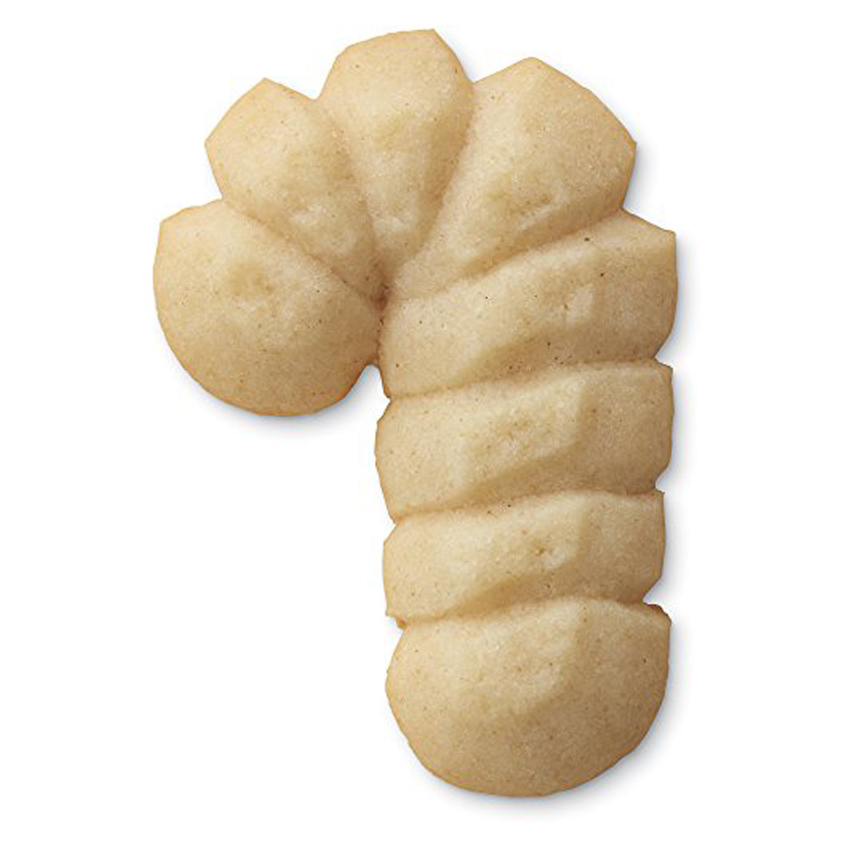 Trafila natalizia per biscotti bastoncino di zucchero