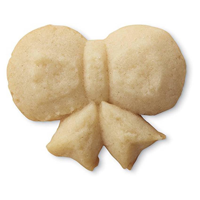 Trafila natalizia per biscotti fiocco