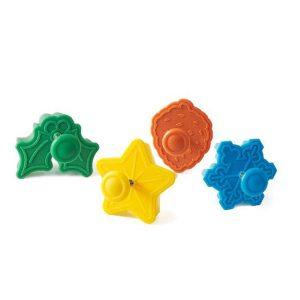 Mini cookie cutter Jingle bells Silikomart ACC104