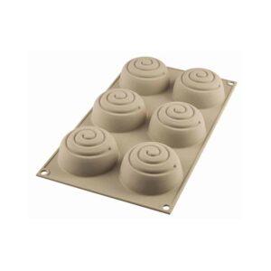 Stampo in silicone Mini Girotondo Silikomart