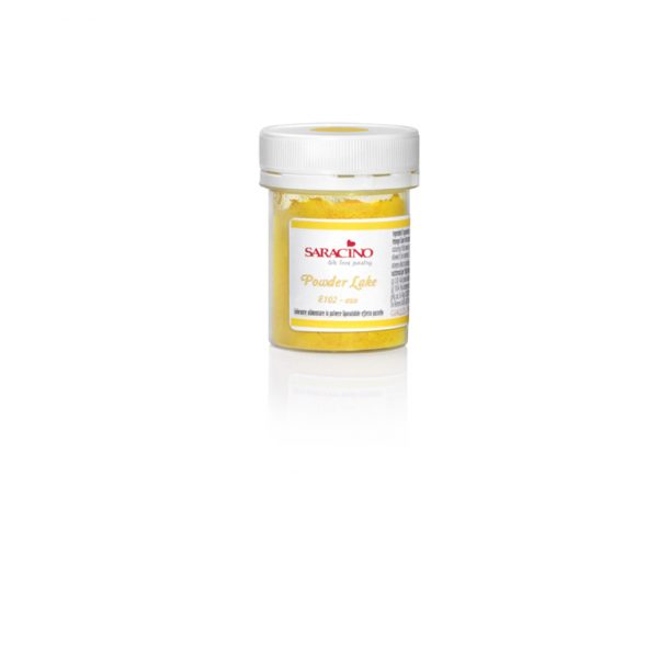 Colorante liposolubile giallo Saracino - 5 gr