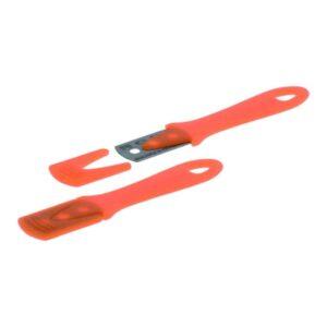 Lama panettiere 125 mm monouso