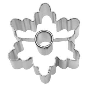 Stampino per biscotti in acciaio fiore primaverile