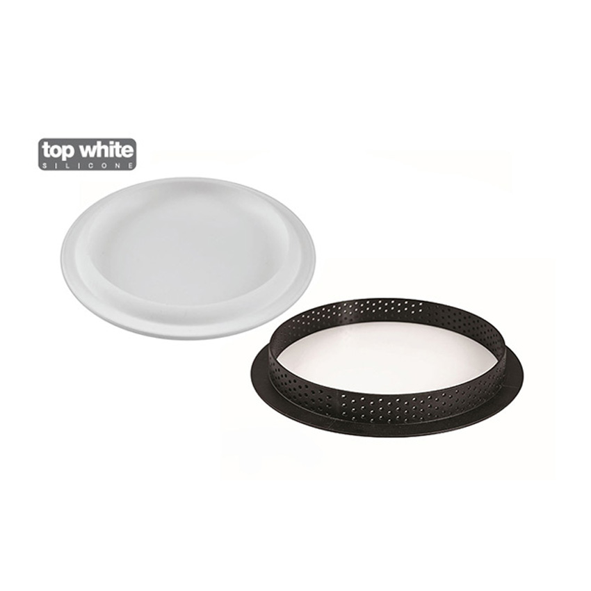 Kit Tarte Ring Round Silikomart
