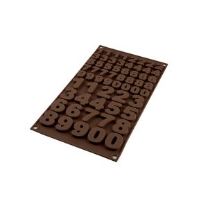 Stampo in silicone Choco 123 Silikomart