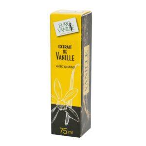 Estratto di Vaniglia Bourbon con semi 75 ml
