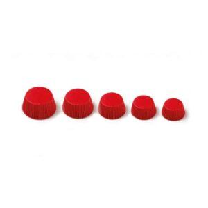 Mini pirottini rossi 27x17 Decora