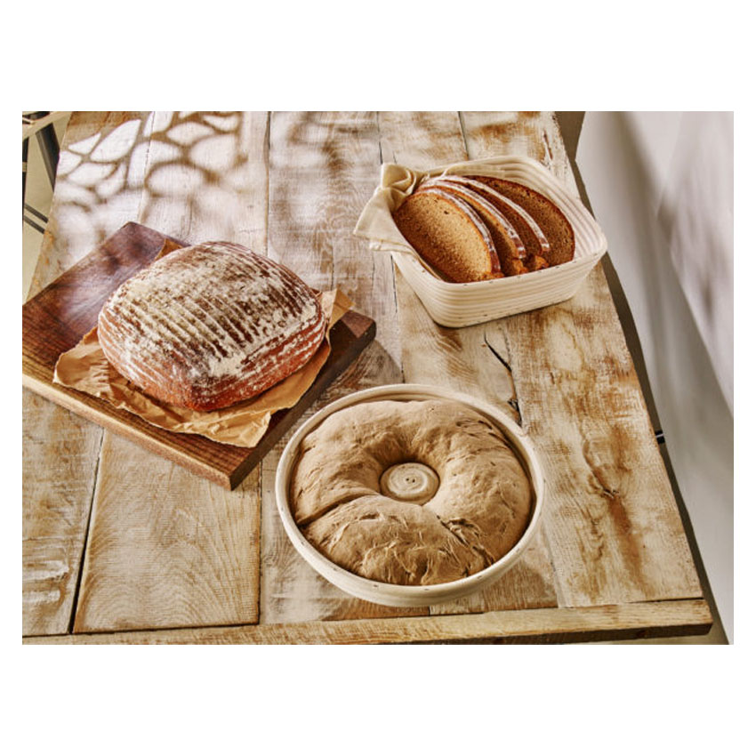 Cesti per la lievitazione del pane Birkmann