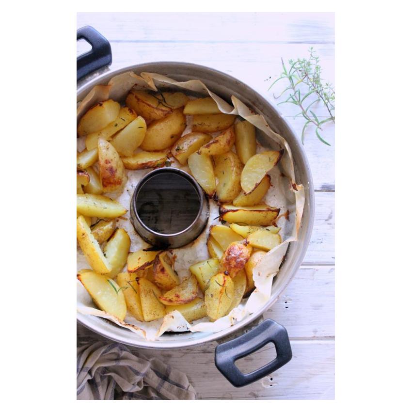Patate al forno con Fornetto Versilia