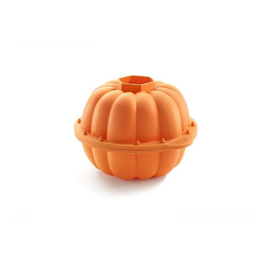 Stampo in silicone zucca 3D antiaderente Lékué
