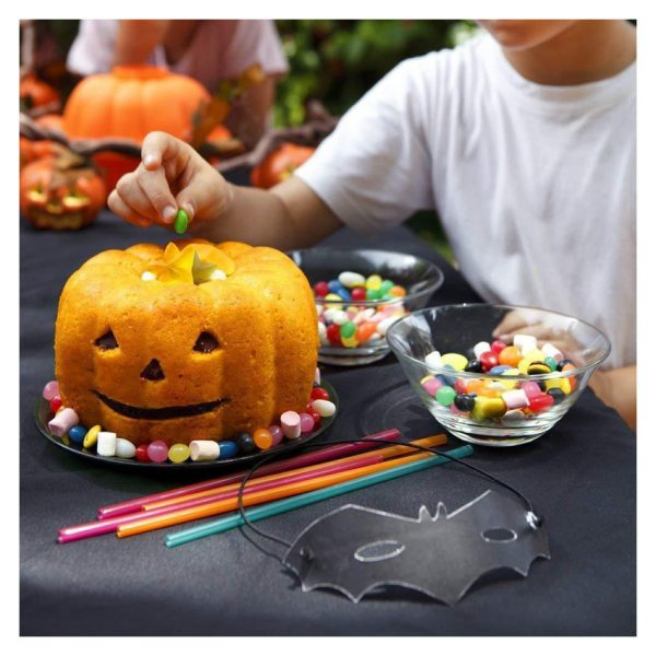 Stampo in silicone zucca 3D Halloween Lékué