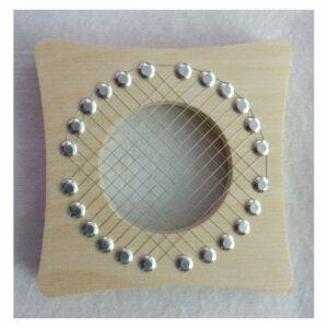 Taglia puntarelle in legno e acciaio inox