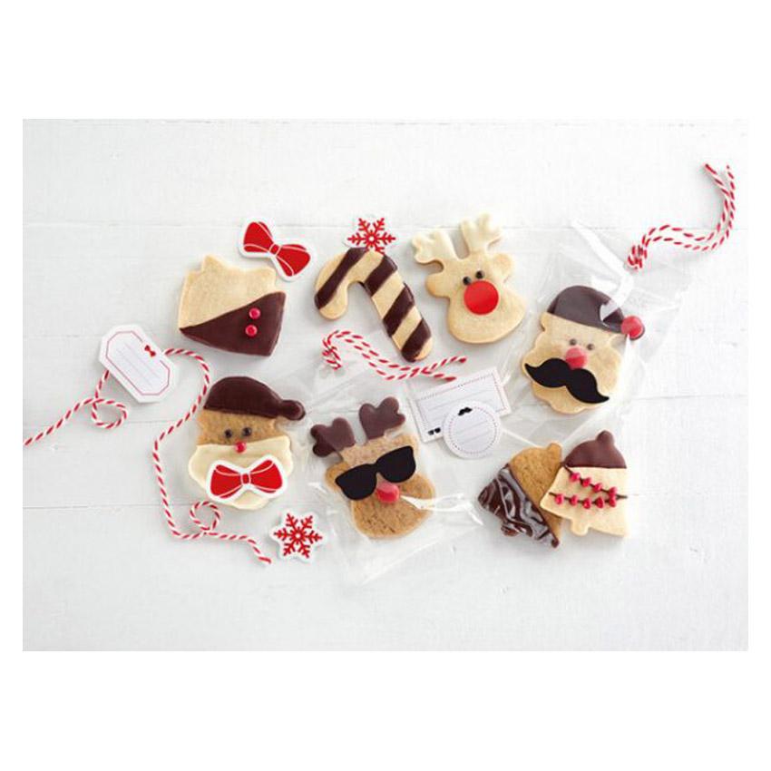 Biscotti di Natale con kit Lékué