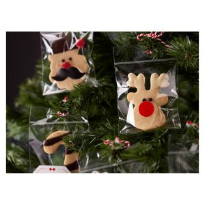 Kit per Biscotti di Natale da appendere all'albero