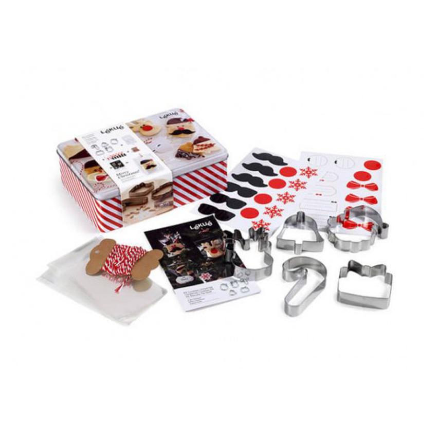 Kit per Biscotti di Natale Lékué