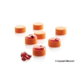 Stampo in silicone Micro Round 5 Silikomart