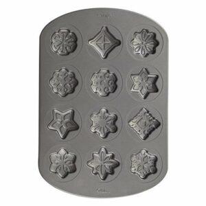 Stampo antiaderente Fiocchi di Neve Wilton