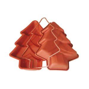 Stampo in silicone Albero di Natale SFT203 Silikomart