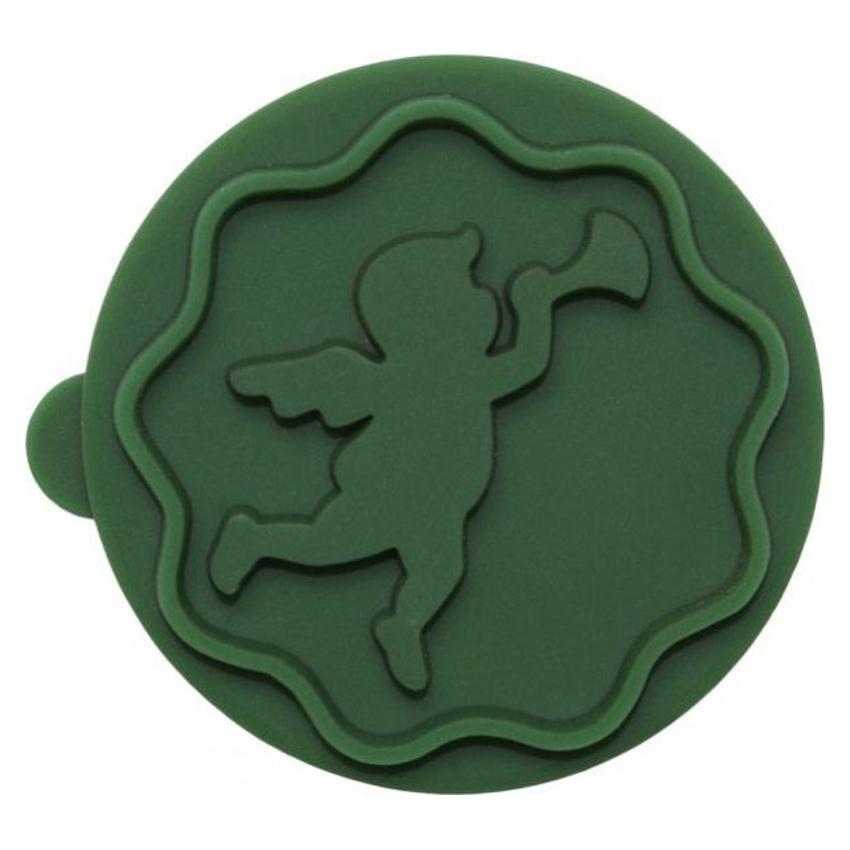 Timbro rotondo Angelo per biscotti Birkmann