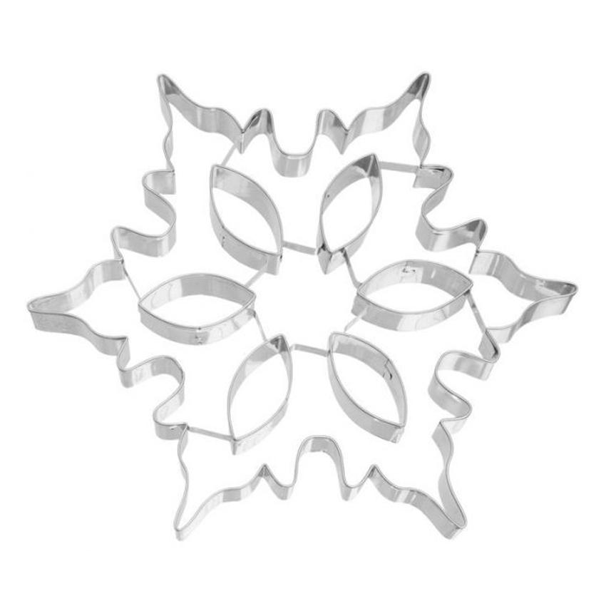 Tagliapasta fiocco di neve inox Birkmann