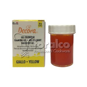 Colorante in gel Giallo Limone Decora 28 g