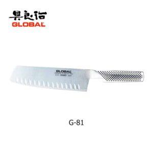 Coltello per Verdure alveolato G-81 18 cm Global