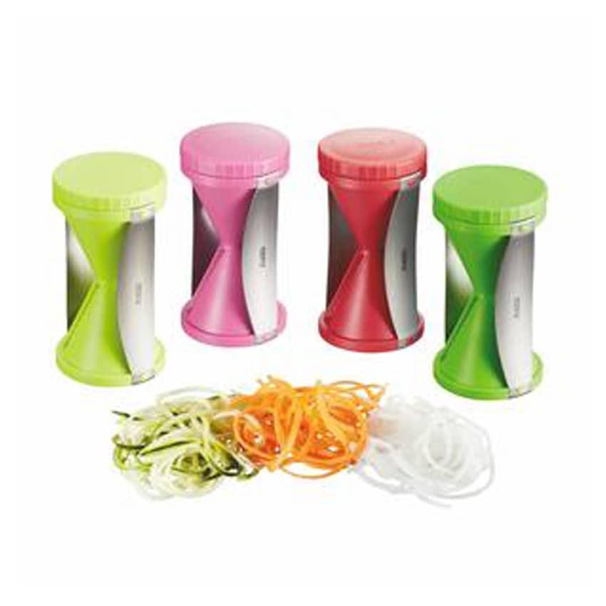 Spirello taglia verdure colori assortiti Gefu