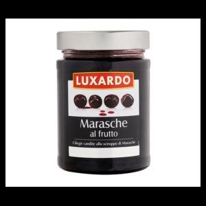 Marasche al frutto Luxardo