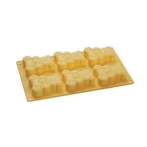 Stampo per biscotti gelato Orso Fosco Pavoni