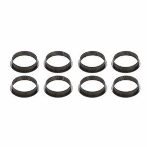 Tarte Ring Round 70 set 8 anelli microforati