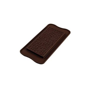 Stampo in silicone love choco bar Silikomart