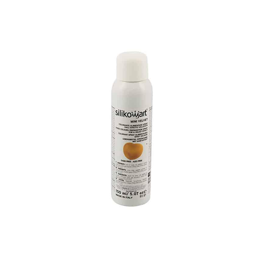 Spray velluto velvet oro Silikomart 150 ml