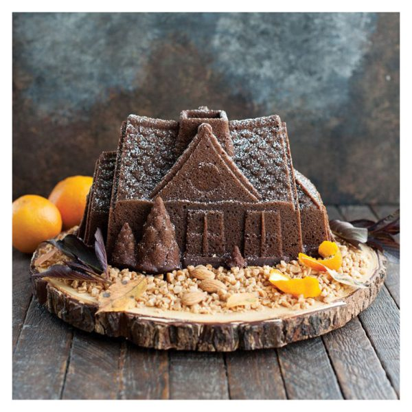 Stampo Gingerbread House Nordic Ware