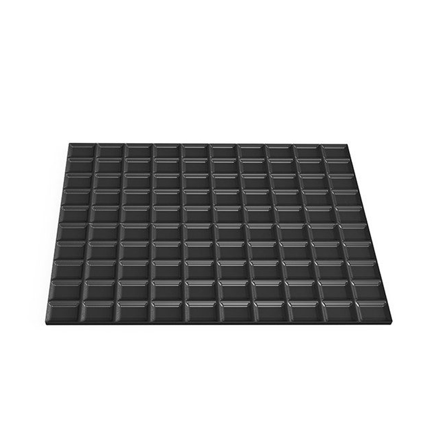 Texture Mat Tablette tappeto in silicone TEX13 Silikomart