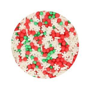 Zuccherini Christmas medley Funcakes 60 g