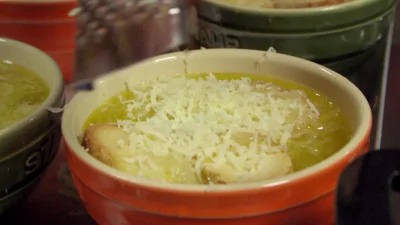 Zuppa di cipolle francese 10