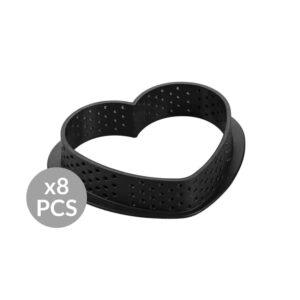 Tarte Ring Amore 80x70 Silikomart Professional