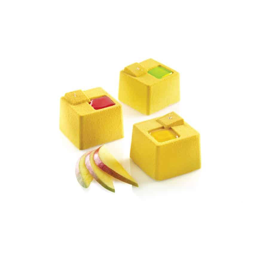 Stampo in silicone 4-Kuadro 150 Silikomart