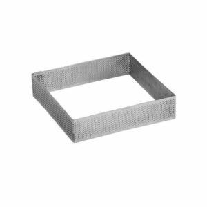 Quadrato microforato h 35 mm Decora varie dimensioni