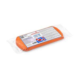 Pasta di Zucchero Top Arancione Saracino da copertura - 500 g