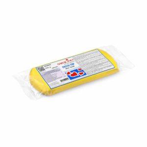Pasta di Zucchero Top Gialla Saracino da copertura - 500 g