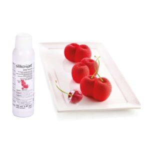 Spray velluto Velvet rosso Cherry Red Silikomart