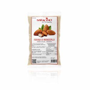 Farina di Mandorla Saracino 200 g